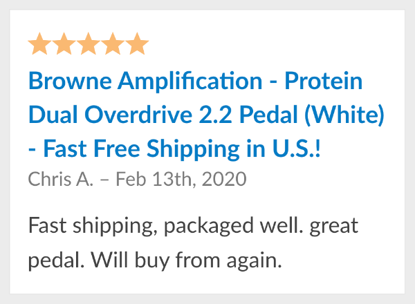 browne protein pedal review