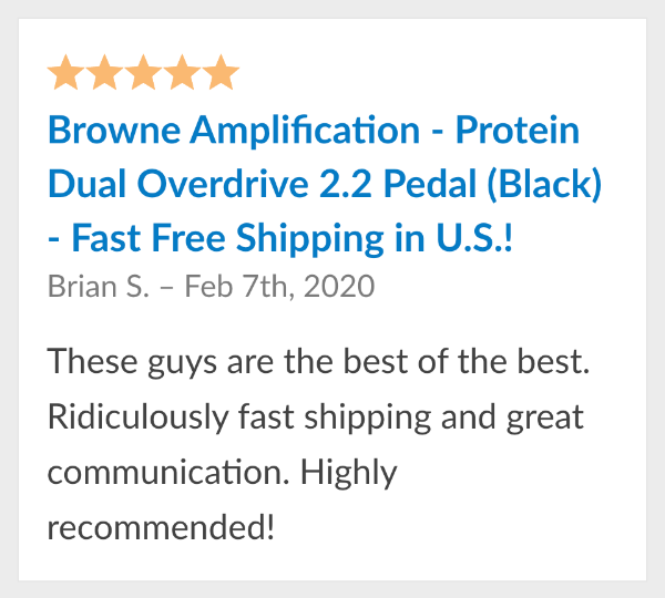 browne protein pedal reviews