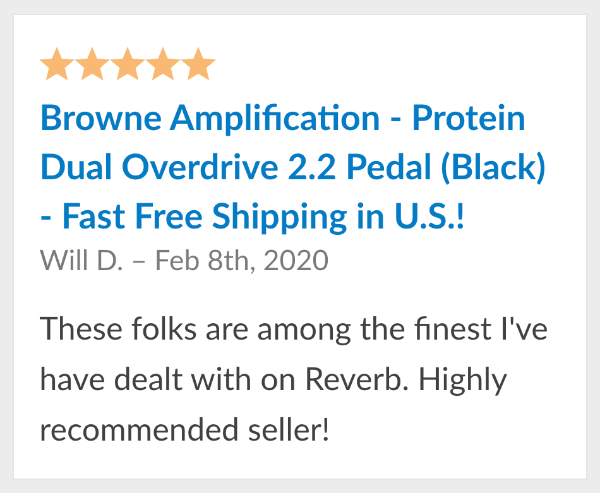 browne protein reviews