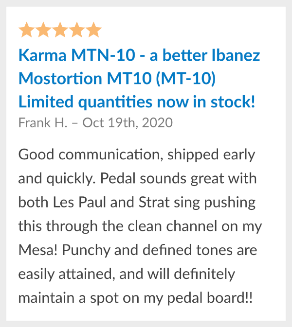 karma mtn 10 peddal review