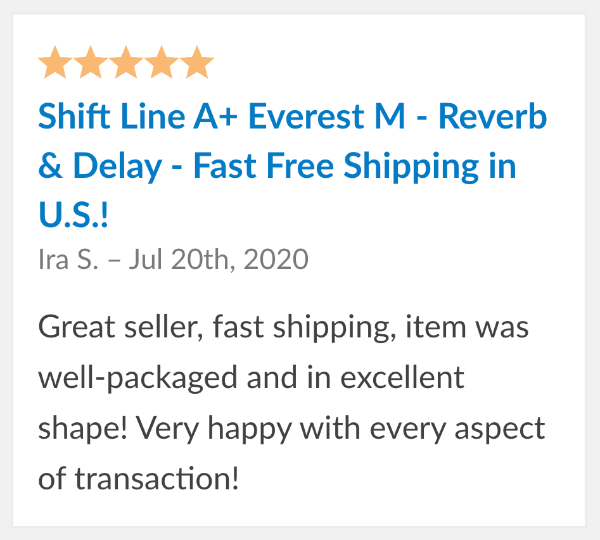 pedal review shift line everest