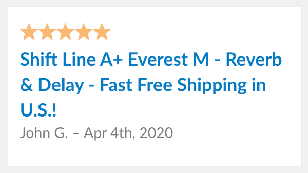 Review Shift Line Everest