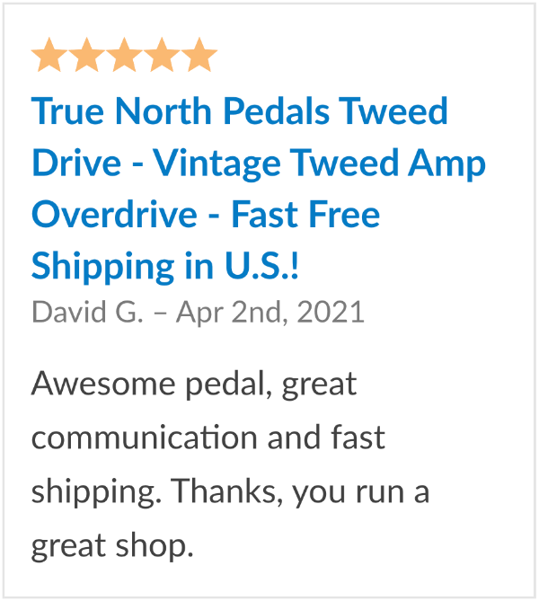 True North Pedals Tweed Drive Review