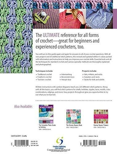 Complete Photo Guide to Crochet, 2nd Edition