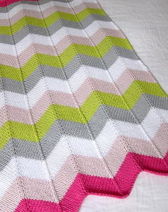 Customizable Baby Blanket