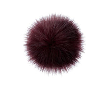 Vegan Faux Fur PomPons from Austria