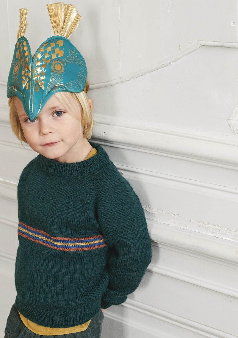 Sandnes Garn Catalog 2001: Sisu Kids