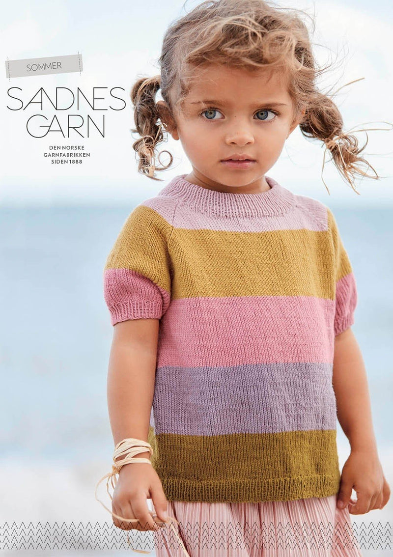 Sandnes Garn Catalog 2006: Kids (Summer)