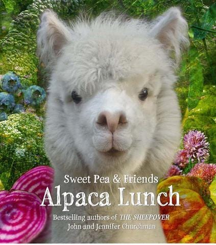 Alpaca Lunch (Sweet Pea & Friends