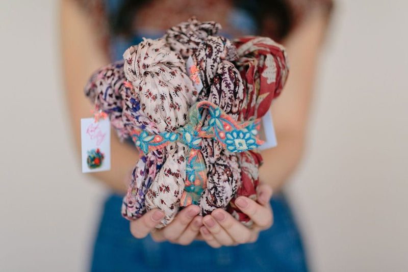Wildflower Mini Skein Kits