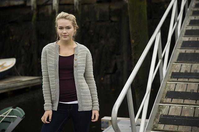 Dockside Cardigan pattern