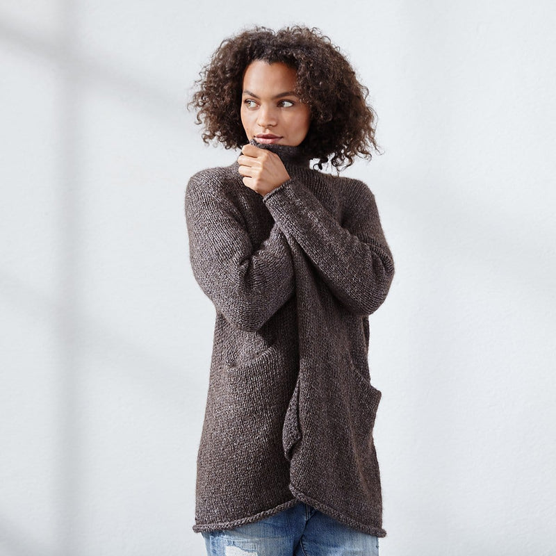 KAL (Virtual): Cocoknits Method Franca cardigan