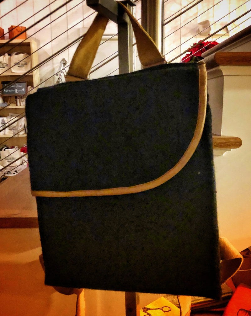 Two-in-One Convertible Tote