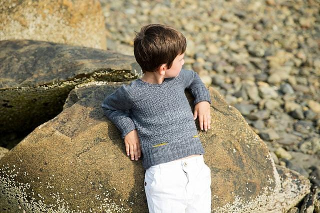 Maritime Pullover pattern