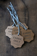 Fabric Only Scissor Fobs