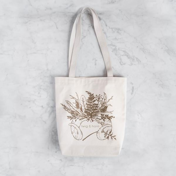T&H Illustrated Tote