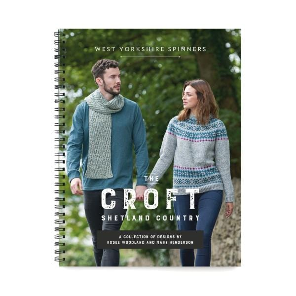 The Croft Shetland Country Pattern Book