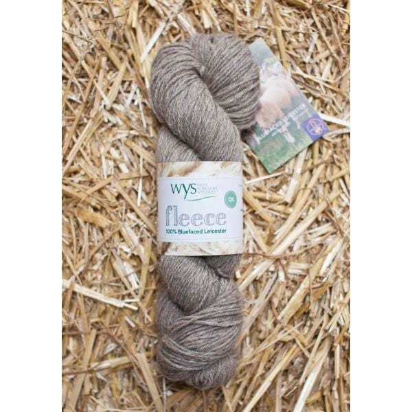 Fleece Bluefaced Leicester DK (Naturals)