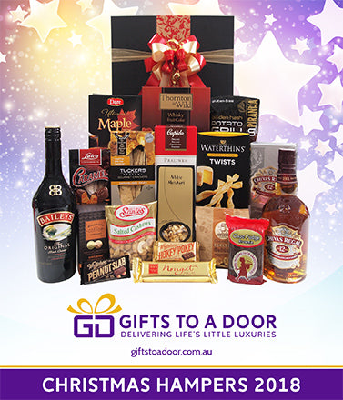 Download our Christmas Hamper Catalogue 2018 Now!