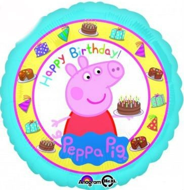 027b Peppa Pig Birthday