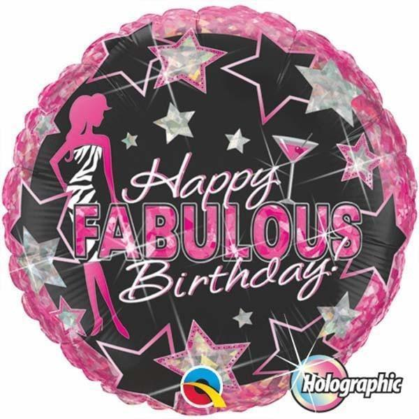 017 Fabulous Birthday