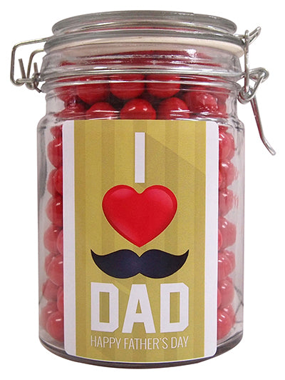 Happy Fathers Day - I Love Dad