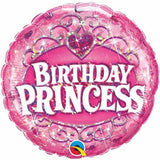 021 Birthday Princess
