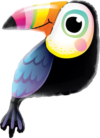 316 Colourful Toucan