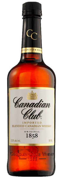 Canadian Club Whiskey 700ml