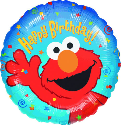 027c Birthday Elmo