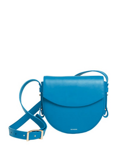 SKAGEN Women's Lobelle Leather Small Crossbody Saddle Bag –  Red or Blue - Luxe Fashion Finds