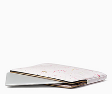 "Load image into Gallery viewer, Kate Spade 15"" Laptop Universal Computer Protective Champagne Pink Case. - Luxe Fashion Finds"