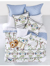 Load image into Gallery viewer, Ted Baker Highgrove 3-Piece Floral Duvet 108x96 Cotton Cover Set, King
