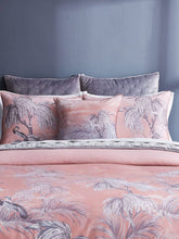 Load image into Gallery viewer, Ted Baker Horizon Bird 3 Piece Cotton Sateen 92 x 96 Duvet Cover Set, Full/Queen