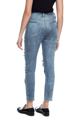 CALÇA JEANS CAMI - HELENA BORDON ESSENTIALS