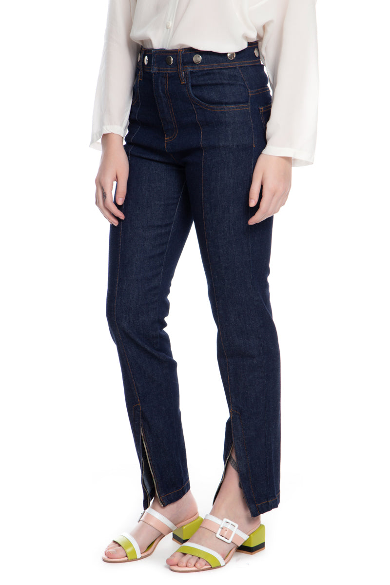 CALÇA JEANS SARAH - HELENA BORDON ESSENTIALS