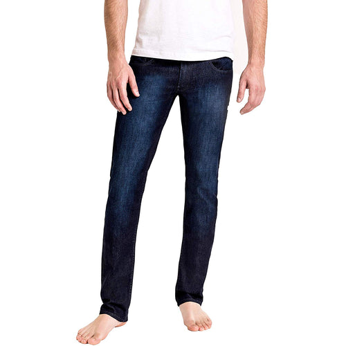 Duc Denim - Jeans para Hombre - Henri The Hopeful - Aged Indigo - Straight Fit