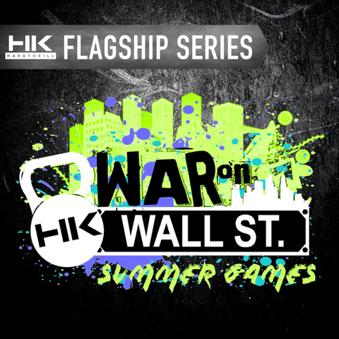 The War On Wall Street Summer Games