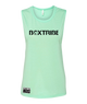 2 KOOL FOR SKOOL Women's Muscle Tank - Mint
