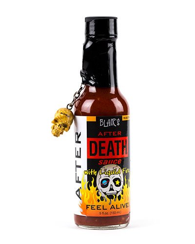 Blair's After Death Sauce brought to you by one of the World's most respected hot sauce makers, Blair's Death Sauce.