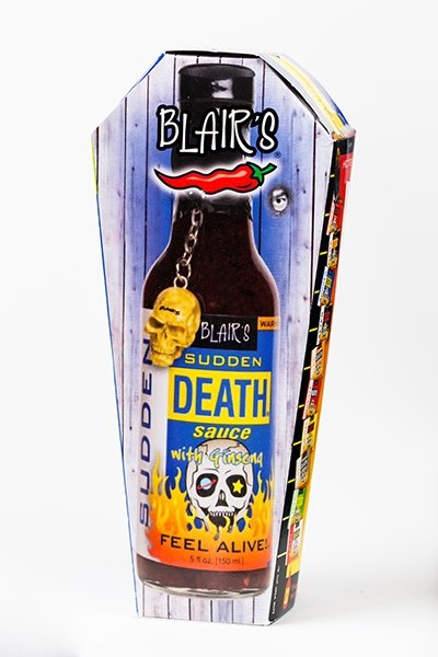 Blair's Sudden Death Sauce