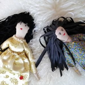 Dolls by Banat OmSoud