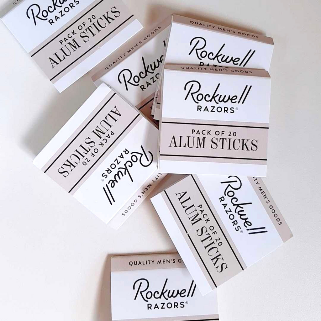 Alum Sticks by Rockwell