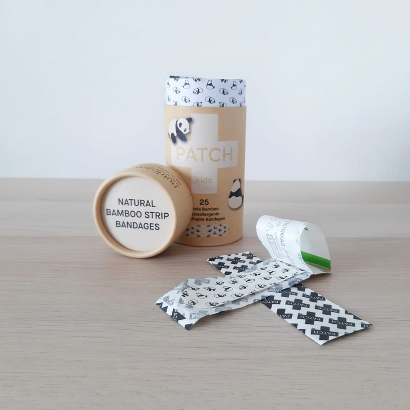 Biodegradable Bandages by PATCH