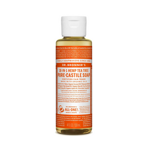 Castile Soap 4oz Bottle