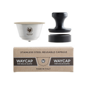 Reusable Coffee Capsules