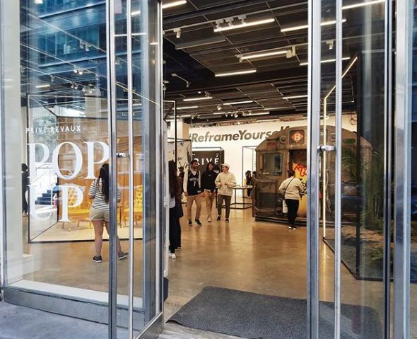All About Prive's First-Ever Pop-Up Store