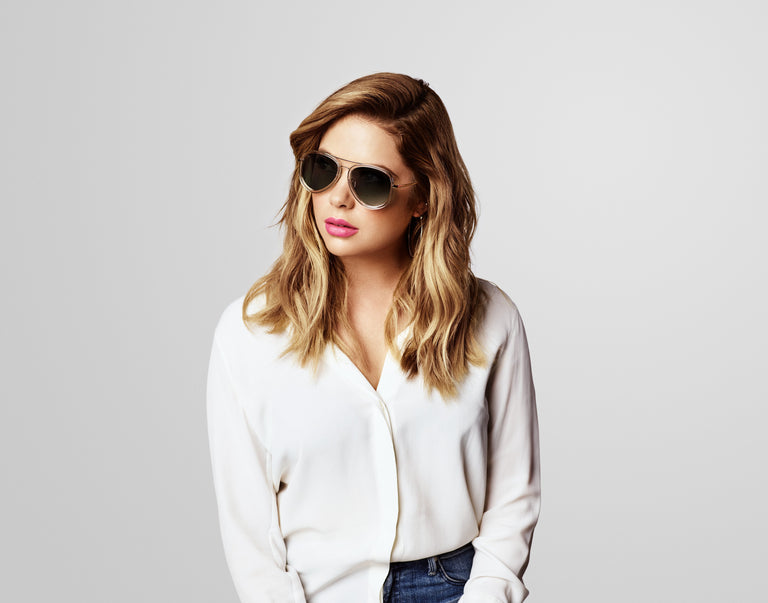 Ashley Benson Interviewed by People Style