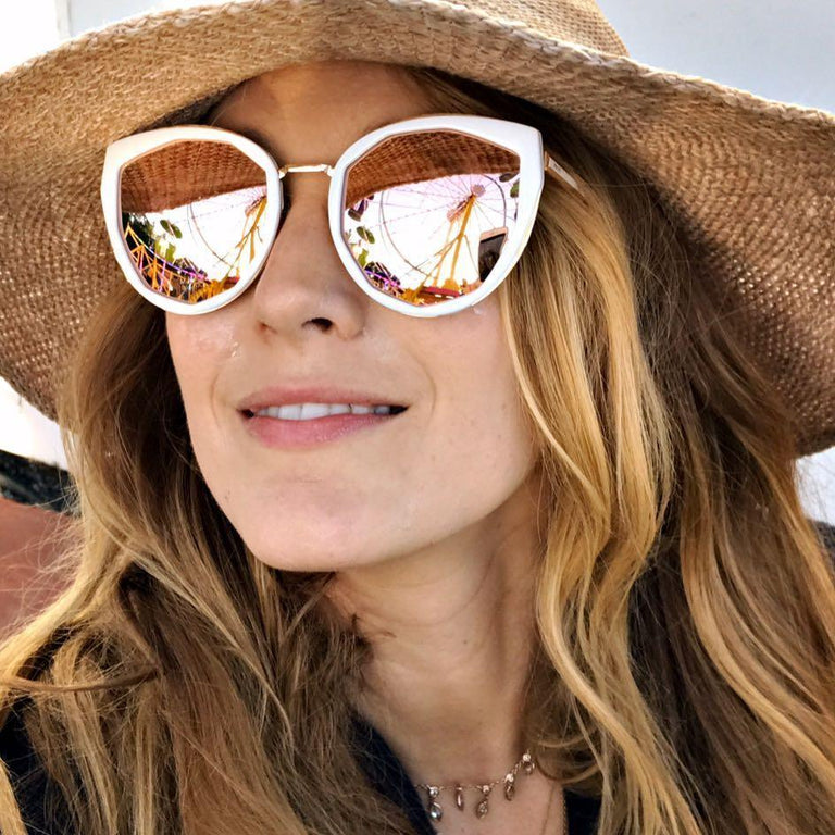Blake Lively Wearing The Artist
