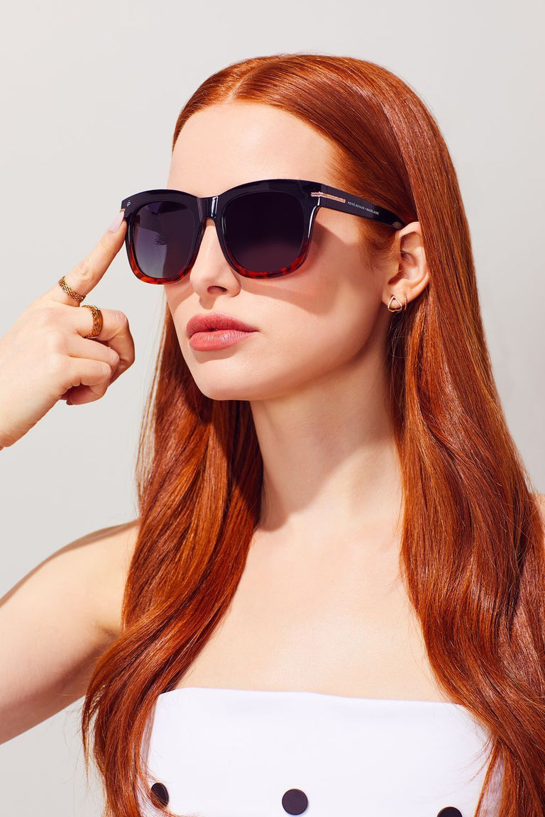 Madelaine shows off her new line of sunglasses—and hand-picks which pairs Betty, Veronica, Cheryl, and Archie would wear.